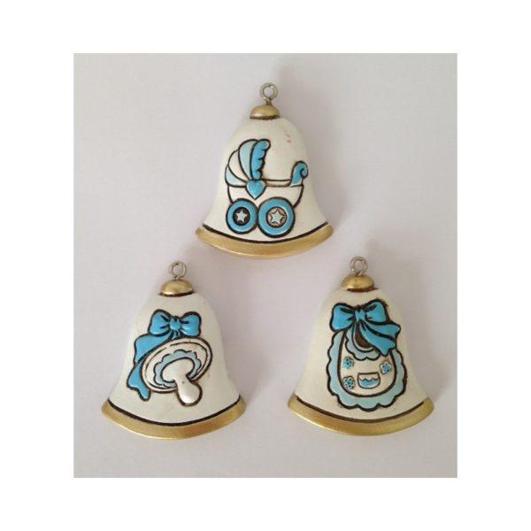 conf-12-pz-ciondolo-a-campanella-in-resina-smaltato azzurro