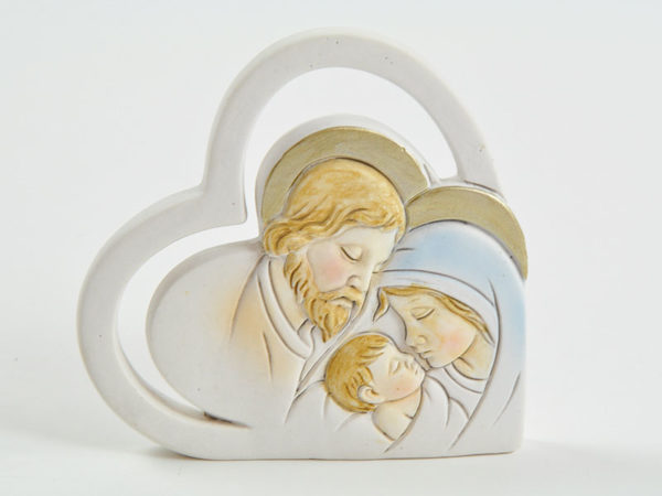 50315 resina sacra famiglia